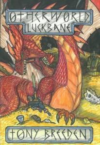 Cover of Luckbane taken from Goodreads.com.