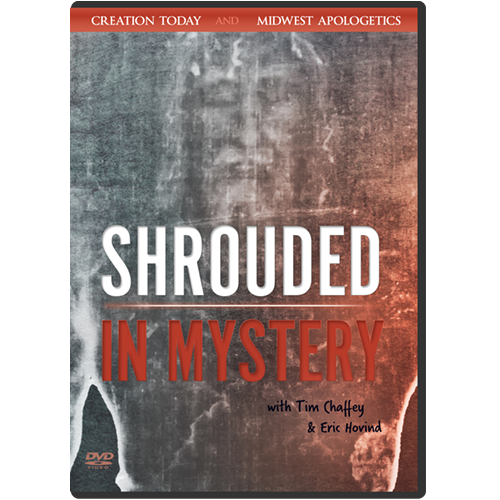 Shroud of Turin DVD