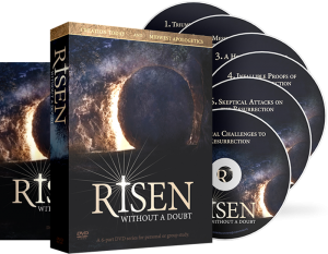 My new 6-DVD curriculum on the Crucifixion and Resurrection is now available from my online store.
