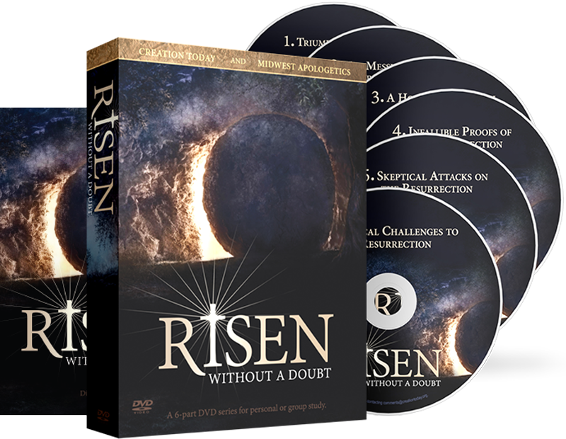 Risen Without a Doubt DVD Series