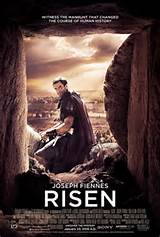 Poster image of the excellent new movie, Risen.