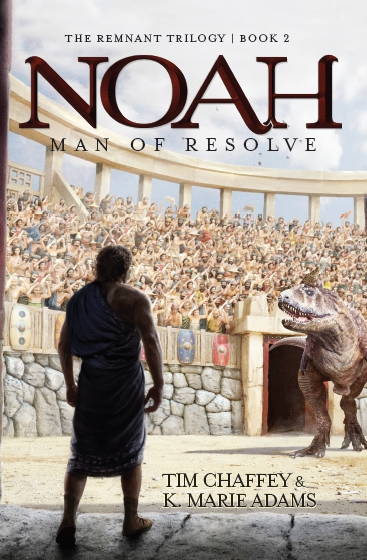 Noah: Man of Destiny front cover